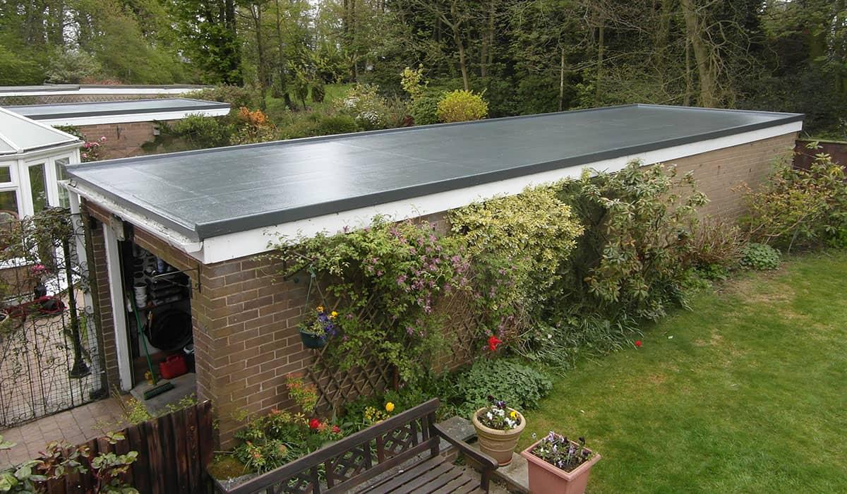 Flat Roofs - LF Home Improvements