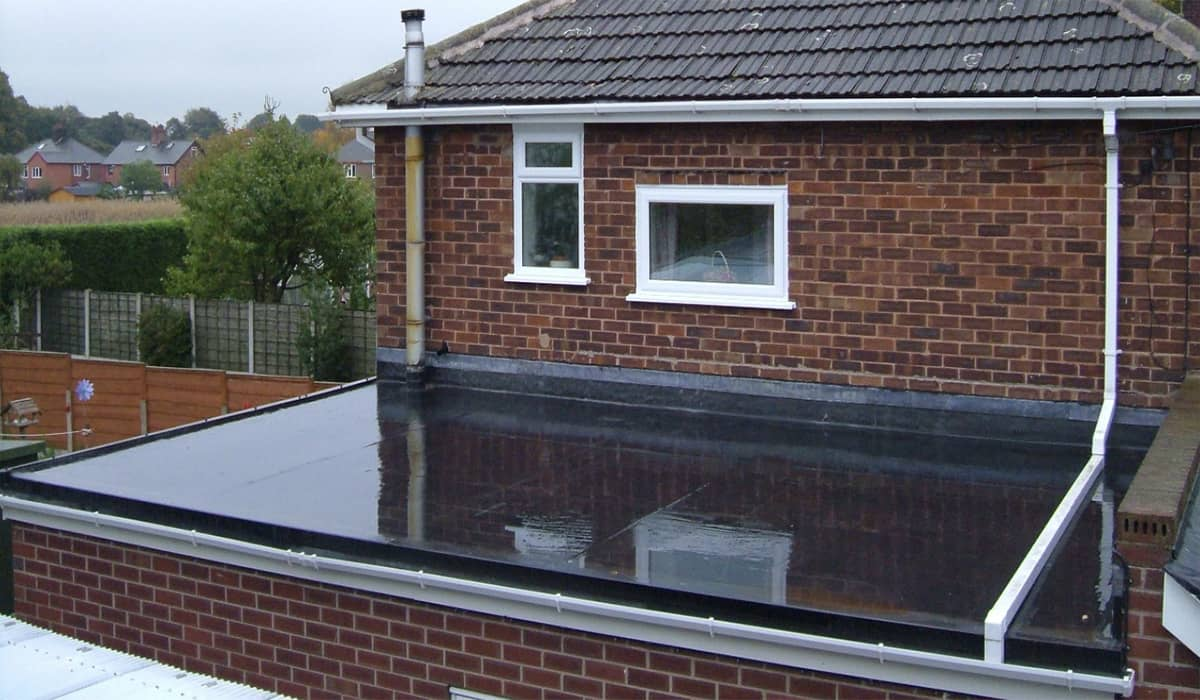 EPDM-rubber-flat-roof