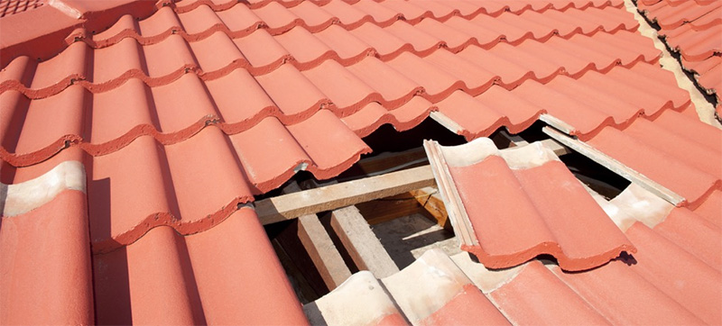 Roof repairs Macclesfield